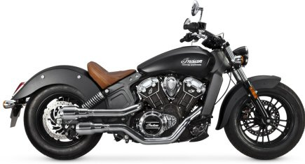 Vance & Hines Release Full System for the Indian Scout